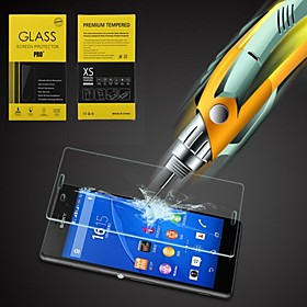 Ultra Thin HD Clear Explosion-proof Tempered Glass Screen Protector Cover for Sony Xperia Z3 2415524