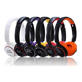 Buy Now B370 Wireless Bluetooth 4.0 Streo Over Ear Headset with Mircophone Hi-Fi for iPhone Smartphone Before Special Offer Ends