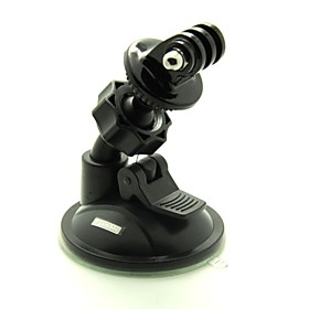 Egamble Suction Cup Mount/Holder For Gopro Hero 2 Gopro Hero 3 Gopro Hero 5 Gopro Hero 4 Auto Snowmobiling Motorcycle Bike/Cycling 2478578