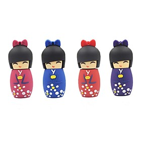 8GB Cartoon Japanese Doll USB Flash Pen Drive 1610814