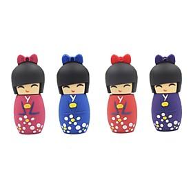 32GB Cartoon Japanese Doll USB 2.0 Flash Pen Drive 2530634