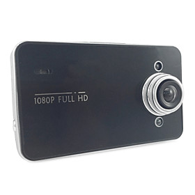k6000 1080p / Full HD 1920 x 1080 Motion Detection / Video Out / 1080p Car DVR 120 Degree Wide Angle 5.0 MP CMOS 2.4 inch LCD Dash Cam