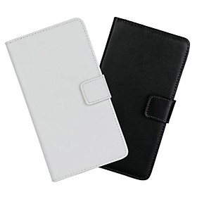 Special Wallet Design Genuine Leather Cellphone Case with Card Holders for Sony Xperia M2 S50H(Assorted Colors)
