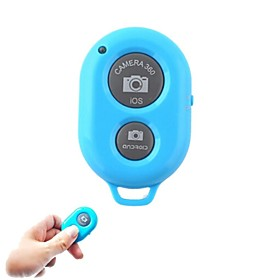 Bluetooth Remote Control Self Timer Camera Shutter for Samsung Phones with  iOS Android Phone 2467275