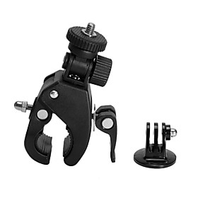 Handlebar Mount Accessories Helmet Mounts Mount / Holder High Quality For Action Camera Gopro 6 Sports DV Gopro 4/3/2 Auto Snowmobiling