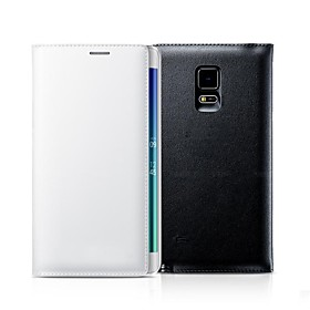 PU Leather Smart Auto-Sleep with Card Slot for Samsung Galaxy Note Edge N9150 (Assorted Colors)