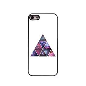 Sternenhimmel im Dreieck Design Aluminium-Hülle für das iPhone 5/5 s