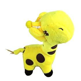 Cute Giraffe Plush Doll Sucker 2601225