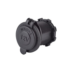 Waterproof Power Socket Car Motorcycle Plug 12V 24V 2662502