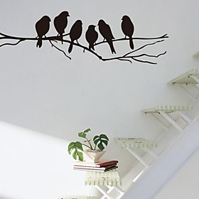 Wall Stickers Animal Wall Stickers Decorative Wall Stickers, Vinyl Home Decoration Wall Decal Wall Decoration 2657724