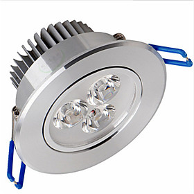 ZDM 1PC Dimmable  3x2W High Power LED Lamp 500-550 lm LED Ceiling Lights Recessed Retrofit leds  Warm White Cold White AC 110V / AC 220V