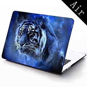 Deals The Tiger Design Full-Body Protective Plastic Case for 11-inch/13-inch New Mac Book Air Before Too Late