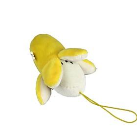 Lovely Banana Plush Dolls With Lanyard 2569235
