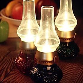 Petroleumlampe LED-Nachtlicht Lampe 2624167