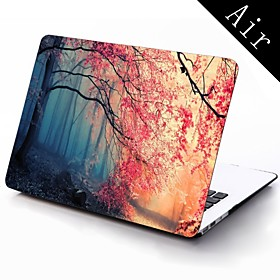 Get Pink Autumn Forest Design Full-Body Protective Plastic Case for 11-inch/13-inch New Mac Book Air Before Special Offer Ends