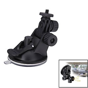 52mm Car Suction Cup Mount Tripod Holder for DVR / DV / GPS / Camera / GoPro 2691323