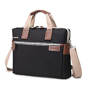 """Image of 13.3"""" 14.1"""" 15.6"""" Single Shoulder Laptop Bag Briefcase File Package Leisure Bag"""