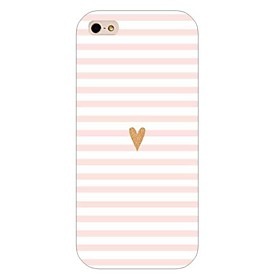 Heart Pattern Hard Back Case for iphone 5/5s 2780918