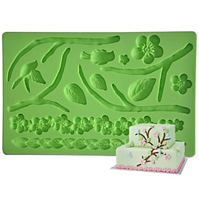 Fondant Mold Embossing Cake Decoration Mould FM-04 2870937
