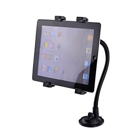 "H39  C60 360 Degree Rotation Holder Mount Bracket w/ Suction Cup for 7""""~10"""" Tablet PC (Black)"" 2769306"