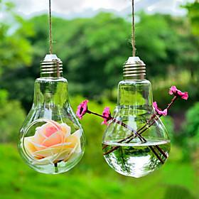 "4.3""""H Creative Hanging Micro Landscape Glass Bottle"" 2915947"
