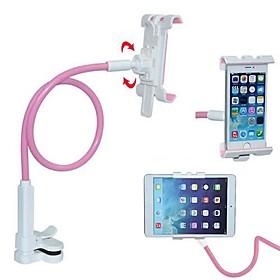 Suporte para telefone Suporte para montagem em cama Suporte ajustável para plástico para tablet iphone 8 7 samsung galaxy s8 s7 2821084