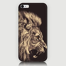 Lion's Head Pattern Back Case for iPhone 6 2837329