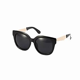 100% UV400 Wayfarer Retro Full-Rim Colorful Sunglasses