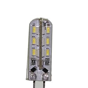 G4 GZ4 MR11 MR16 2W 24x3014SMD 180LM Warm White Cool White Waterproof LED Corn Bulbs AC/DC12-16V AC220-240V 3915354