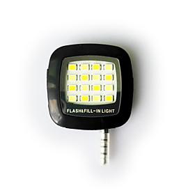 smartphone flash LED notte fill-luce utilizzando Selfie valorizzare la luce del flash per iphone \/ ipad \/ android \/ window phone
