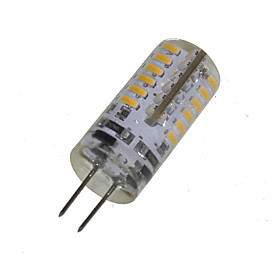 G4 GZ4 MR11 MR16 3W 48x3014SMD 280LM 3500K Warm White Waterproof LED Corn Bulbs AC/DC12-16V 3164093