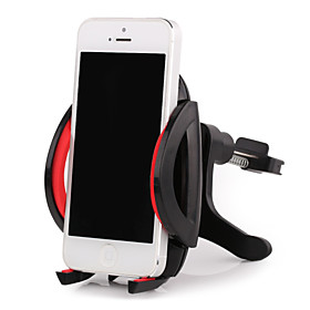 Car Outlet Vehicle-mounted Mobile Scaffold Domestic Mobile Phone Holder Navigation Support (Assorted Colors) 3007439
