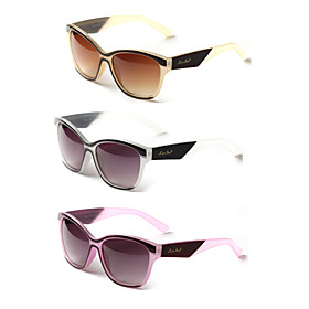 3PCS LianSan 100% UV400 Oversized Sunglasses