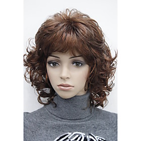 "New Fashion Charming 14""""  Women's Short Curly Synthetic Wigs"" 3087418"