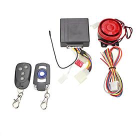 Motorcycle Motorbike Anti-theft Safety Security Remote Vibration Sensor Alarm 3027952
