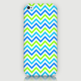 Color Creasing Pattern Phone Back Case Cover for iPhone5C 3935439