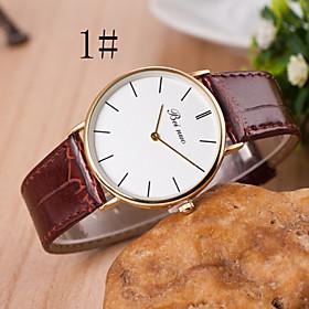 Men's Watches  Fashion Luxury Leisure Belt Alloy Quartz Watch Cool Watch Unique Watch 3253002