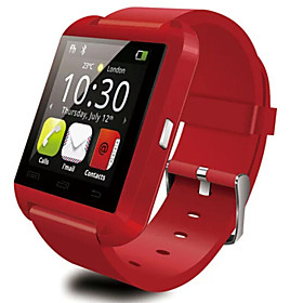 Limited Offer Bluetooth Smart Watch WristWatch WU8 Watch for Samsung HTC LG Huawei Xiaomi Android Phone Smartphones Before Too Late