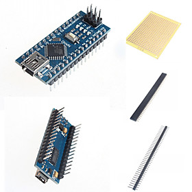 Nano V3.0 ATMEGA328P Modules and Accessories for Arduino 4611