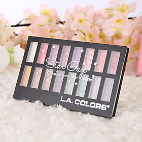 16 Colors Professional Dazzling MatteShimmer 3in1 Eyeshadow Makeup Cosmetic Palette 3241218