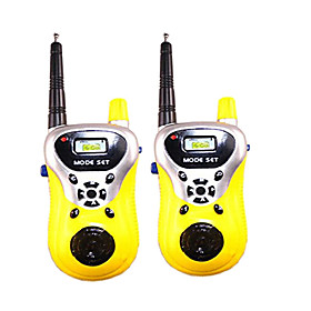 2PCS Real Dialogue Wireless Walkie Talkie Mobile Phone Parent-Child Toy Gifts 3250478