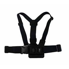 A model: Chest Body Strap For GoPro Hero 3/3/2/1, without 3-way Adjustment Base, Shape the Same as Original One 3375219