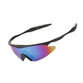 100% UV400 Wrap Sports Sunglasses