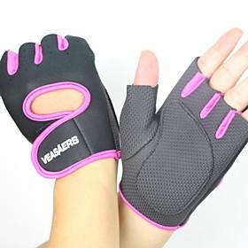 Gloves Sports Gloves Women's / Men's / Unisex Cycling Gloves Spring / Summer / Autumn/Fall Bike GlovesBreathable / Wearproof / Wearable / 3318812