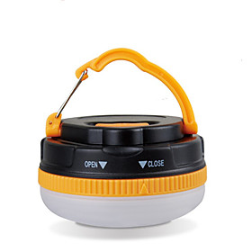 1 Lanterns  Tent Lights LED LED 3 Emitters 800-950 lm 1 Mode Rechargeable Emergency Small Size Camping / Hiking / Caving Everyday Use Police / Military