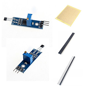 Hall Sensor Module Sensor Module Switches and Accessories for Arduino 3206331