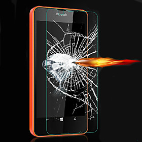 Ultra Thin HD Clear Explosion-proof Tempered Glass Screen Protector Cover for Microsoft Lumia 640 3655764