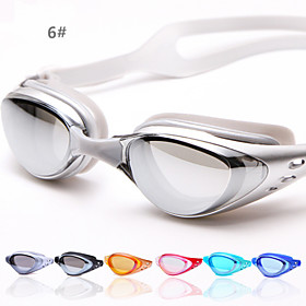 Antifog Swimming Glasses/Ploycarbonate Antifog Coating Multi Color 3689275