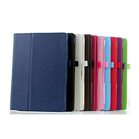 Image of 10.8 Inch Lichee Pattern Stand Case for Microsoft Surface 3(Assorted Colors)