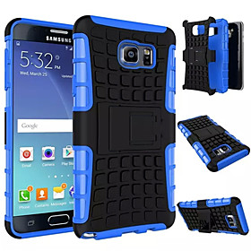 For Samsung Galaxy Note7 Stødsikker Med stativ Etui Bagcover Etui Armeret PC for Samsung Note 7 Note 5 Edge Note 5 Note 4 4004900